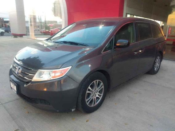 Honda Odyssey 2012 Exl Minivan Cd Q/c