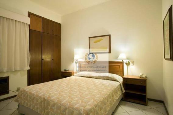 Flat Com 1 Dormitório À Venda, 93 M² Por R$ 500.000 - Centro - Campinas/sp - Fl0002