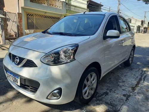 Nissan March 2015 1.6 16v Sv 5p
