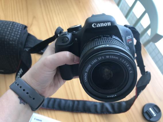 Canon Eos 600d / Canon Eos Rebel T3i (semi-nova Nova)