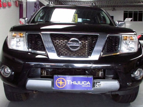 Nissan Frontier 2.5 Sl 10 Anos 4x4 Turbo Eletronic Automátic