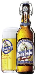 Cerveza Importada Mönchshof Original - Swing Top X 500 Ml
