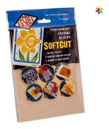 Linoleo Softcut A5 Essdee 20 X 15 Cm  Barrio Norte