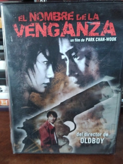 Dvd Original , El Hombre De La Venganza, Del Dir De Oldboy