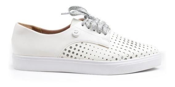 Zapatillas Zapatos De Mujer De Cuero Chipre - Ferraro Ss2020
