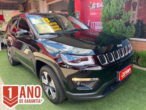 Jeep Compass Longitude 2018 Starveiculos