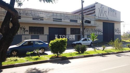 Imagem 1 de 15 de Galpão À Venda Em Bonfim - Ga002859