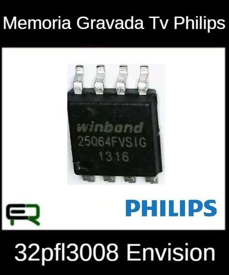 Reparo Placa Principal Philips 32pfl3018d/78 Painel Envision