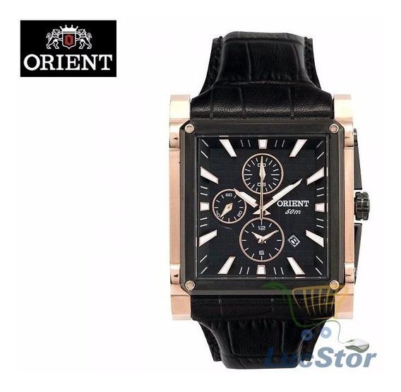 Relogio Orient Gtscc004 P1px Cronografo Masculino Preto