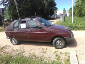 Citroën Visa Ii Club