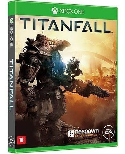 Titanfall Mídia Física Xbox One Original Promoção