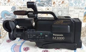 Câmera Vhs Panasonic M3000 E Acessórios