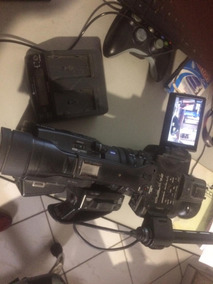 Filmadora Sony Hvr-z7