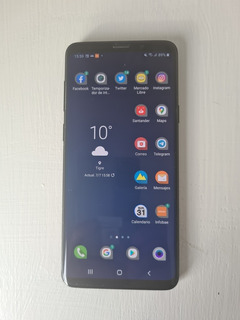 Celular Samsung S9 Plus 64 Gb Impecable