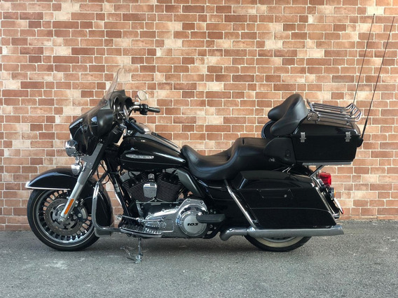 Harley Davidson Ultra Glide Electra 2013