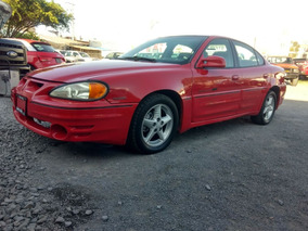 Pontiac Grand Am Gt Sedan 2000