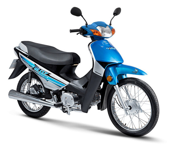 18 X $ 3204 Blitz 110 V8 0km Cycles Financia Ahora 12&18