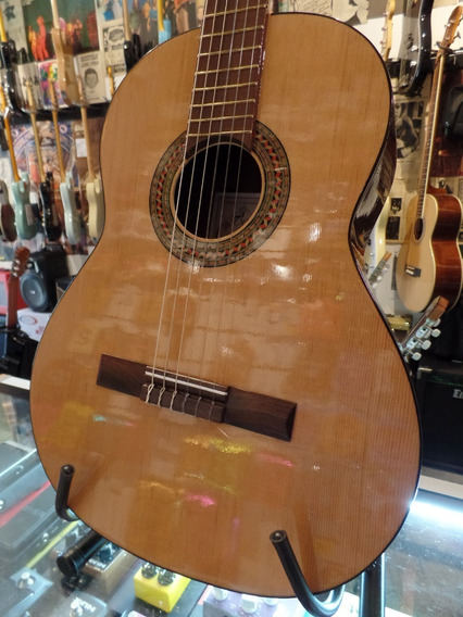 Guitarra Clásica Criolla Bohemia Nro 38 Natural Pino Nogal