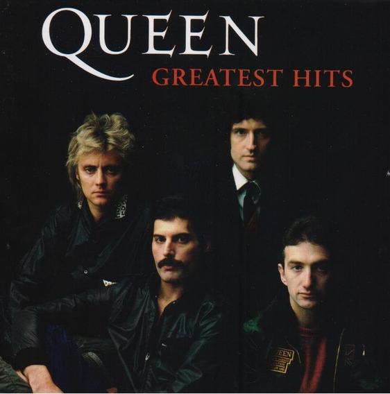 Greatest Hits - Queen - Disco Cd - Nuevo (17 Canciones)