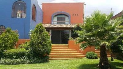 Casa En Privada En Real De Tetela / Cuernavaca - Gsi-390-cp