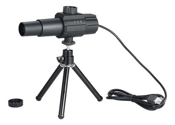 Telescópio Digital Inteligente Usb 2mp 70x Zooming