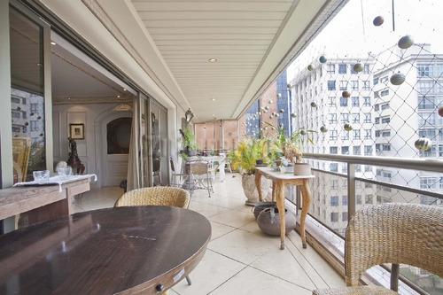 Imagem 1 de 15 de Apartamento - Higienopolis - Ref: 66312 - V-66312