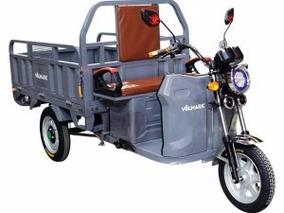 Triciclo Eléctrico Cargo E Bike
