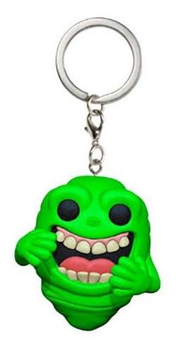 Imagen 1 de 2 de Pocket Pop ! Llavero Slimer Ghostbusters