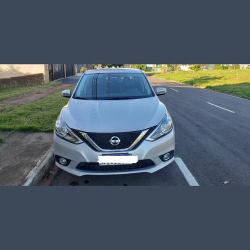 Nissan Sentra 2.0 Sv Flex Automático 4p Seminovo -particular