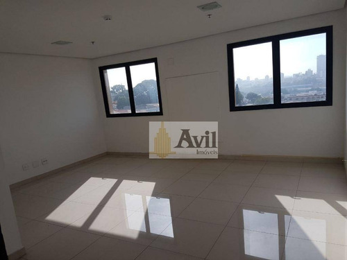 Sala À Venda, 32 M² Por R$ 235.000,00 - Penha De França - São Paulo/sp - Sa0028
