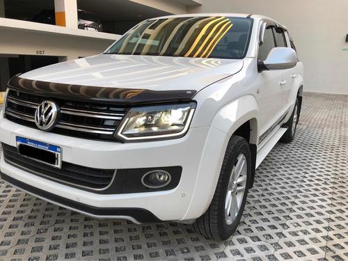 Volkswagen Amarok Ultimate 2016 At 4x4