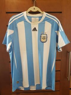 Camisa Futebol Argentina 2010 - M