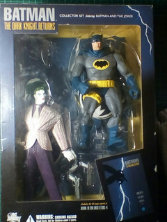 Batman Joker Dark Knight Collector Set Dc Direct