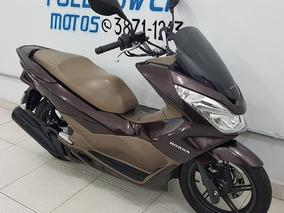 Honda Pcx 150 Dlx Marrom 2017/17
