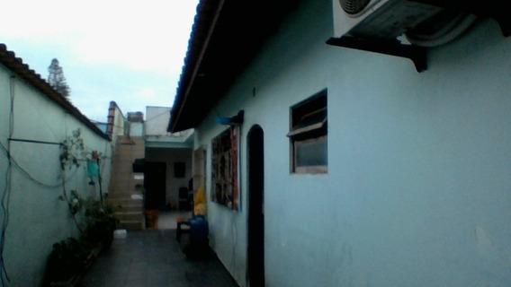 Casa 150 Metros Da Praia De Mongaguá S.p., Completa.