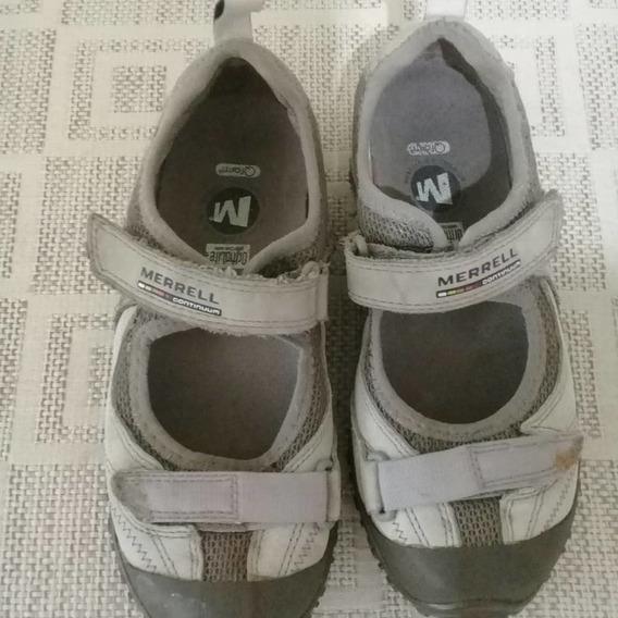 Zapatos Merrel De Dama Talla 35