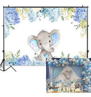 Baby Shower Nina Elefante Decoracion.Baby Shower Nino Elefante Decoracion En Bogota D C En