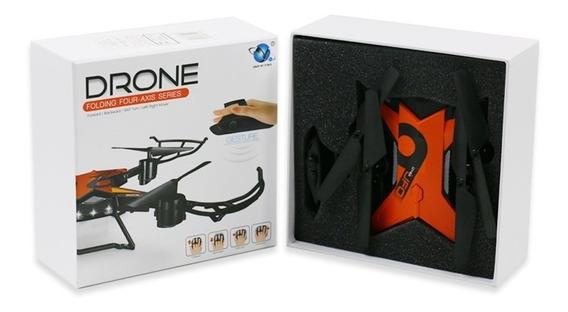 Drone Com Led Controle Remoto Por Gesto