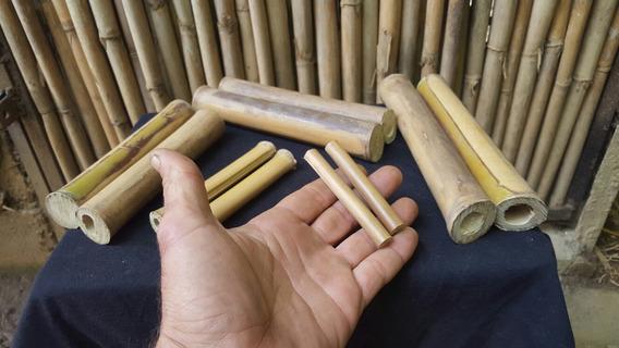 Bambuterapia Kit Completo Masajes Bambu