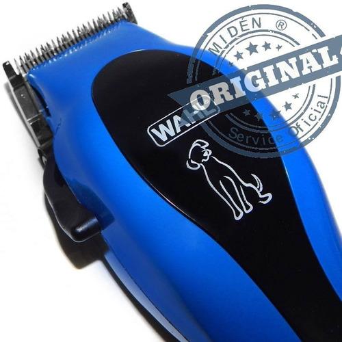 Imagen 1 de 4 de Maquina Cortar Pelo Perros Wahl U-clip Usa -cortadora Canina