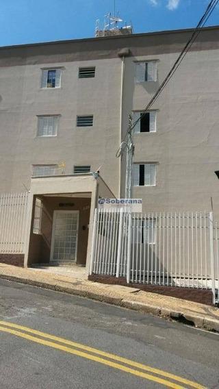 Apartamento Com 2 Dormitórios Para Alugar - Vila Industrial - Campinas/sp - Ap4621