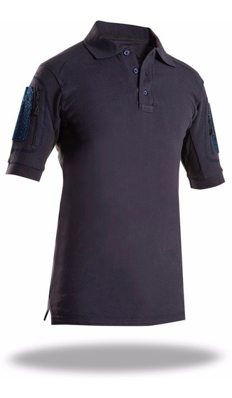 Playera Polo Tactica Comfortac Shirt Original Sixka 707