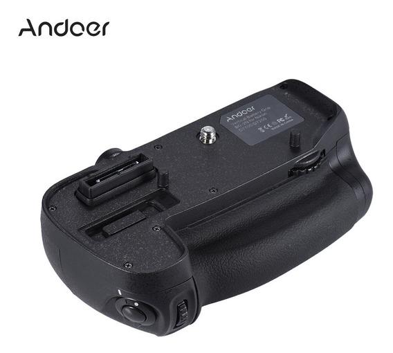 Suporte Para Bateria Vertical Andoer Bg-2n Para Nikon