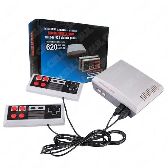 Video Game 620 Jogos Mini Nintendo Frete Grátis Promoção