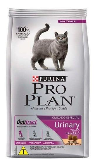 Ração Pro Plan Urinary Para Gatos 7,5kg