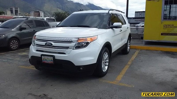 Ford Explorer Xlt-secuencial