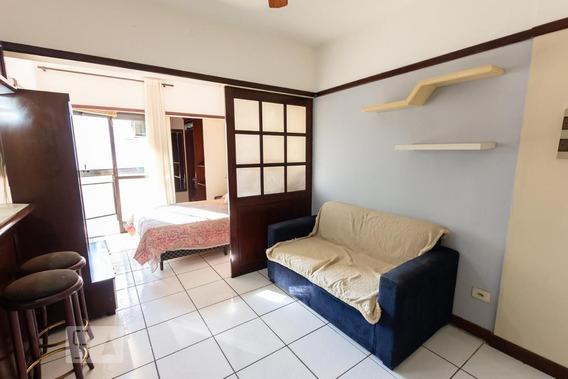 Apartamento No 5º Andar Mobiliado Com 1 Dormitório E 1 Garagem - Id: 892946024 - 246024