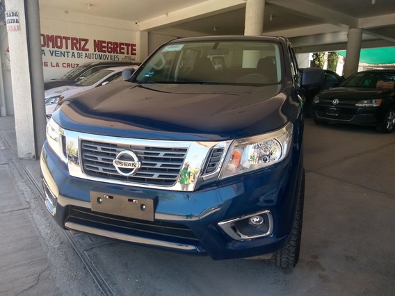 Nissan Np300 Frontier Xe 2018