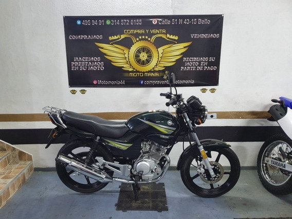Yamaha Libero 125 Mod 2020 Solo 1700 Km Traspaso Incluido