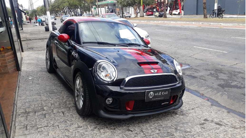 Mini John Cooper Works Coupe  Preta 2013/2014 Gasolina Aut